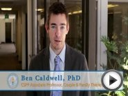 Associate Professor Ben Caldwell | California School of