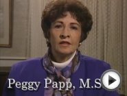 Gender Differences in Depression: Marital Therapy with Peggy Papp