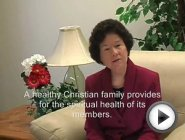 The Healthy Christian Family-Counselor